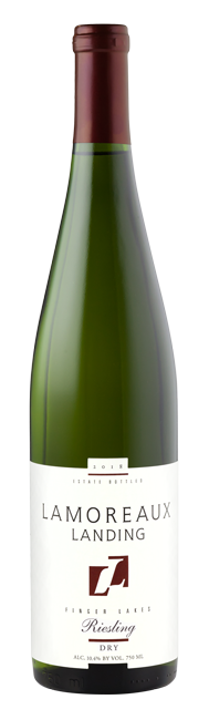 Featured Wine - 2018 Dry Riesling